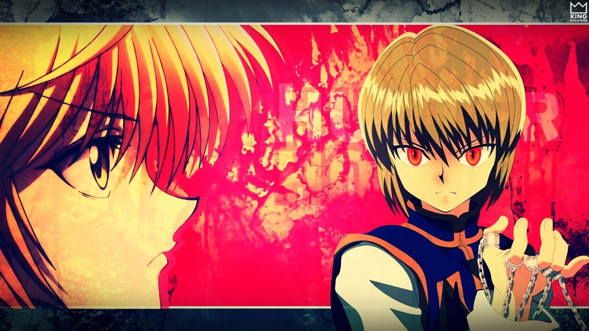 Kurapika Wallpaper Hunter X Hunter Anime Hunter X Hunter Cute Anime Wallpaper