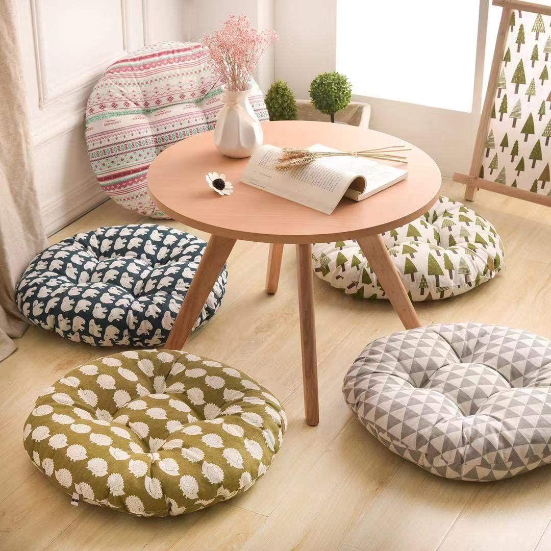 Cheeseland Cheoalfa19.7 Round Pillow Floor
