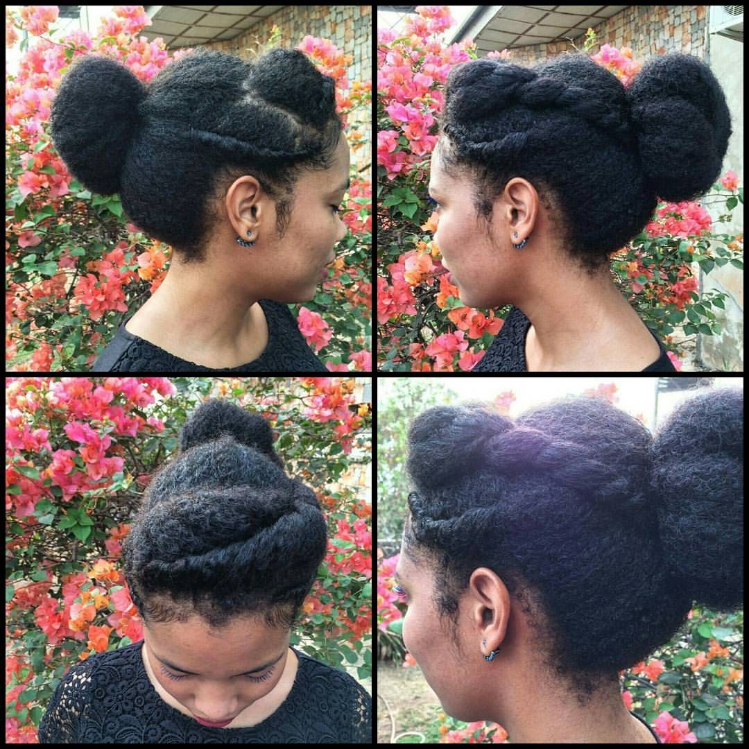 Pin On Hairstyles Buns Galore