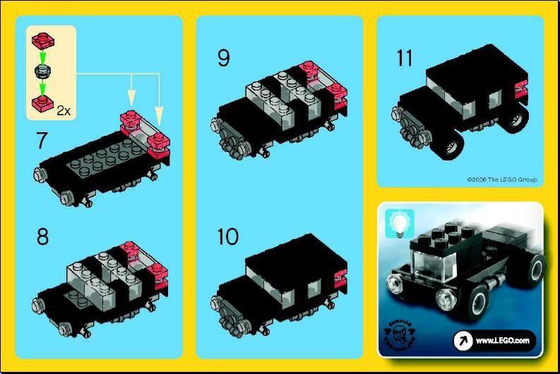 002g Lego Pinterest Lego Instructions And Lego