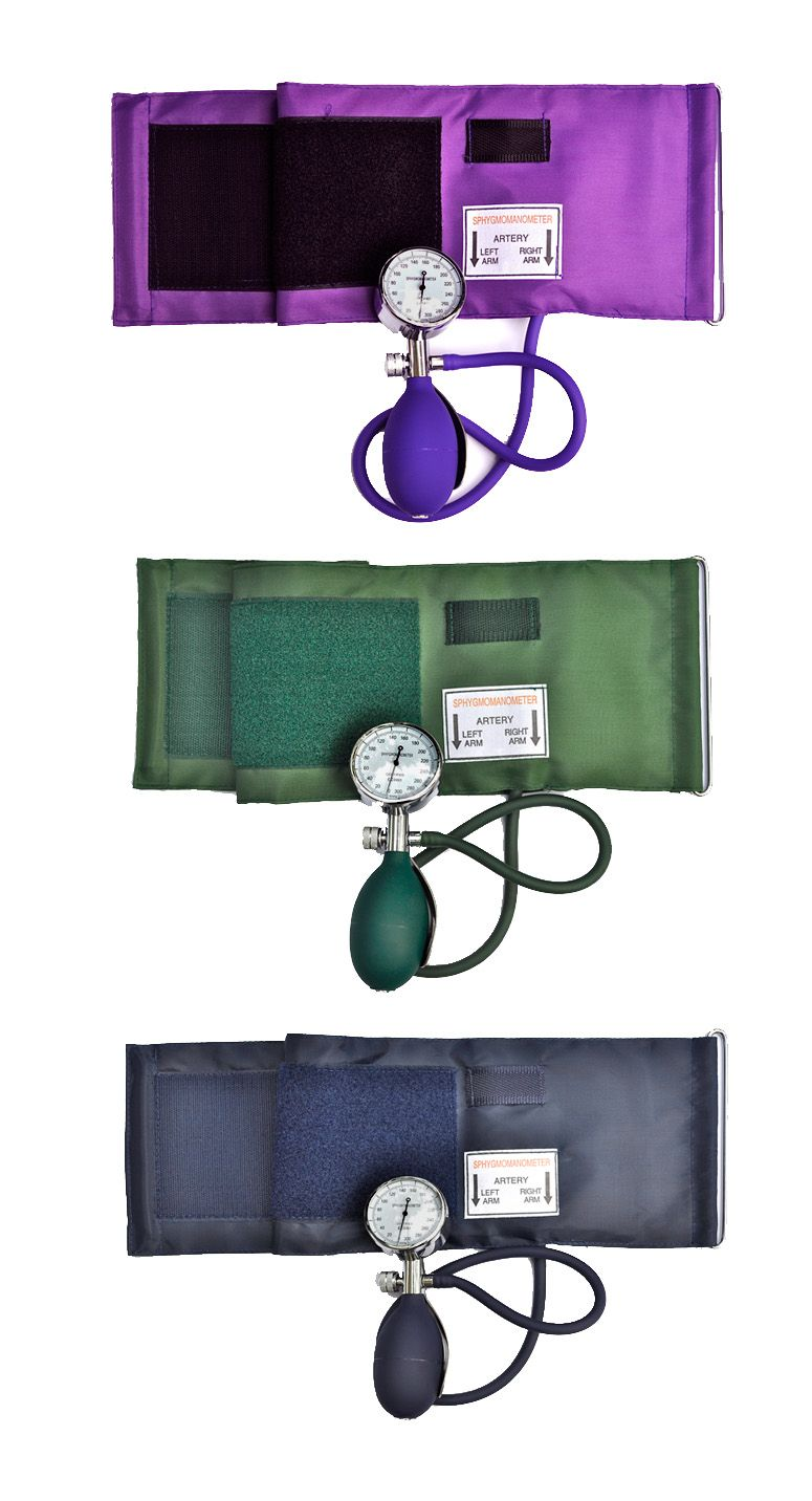 Get stethoscope and cuff set kit from The Stethoscope Shop