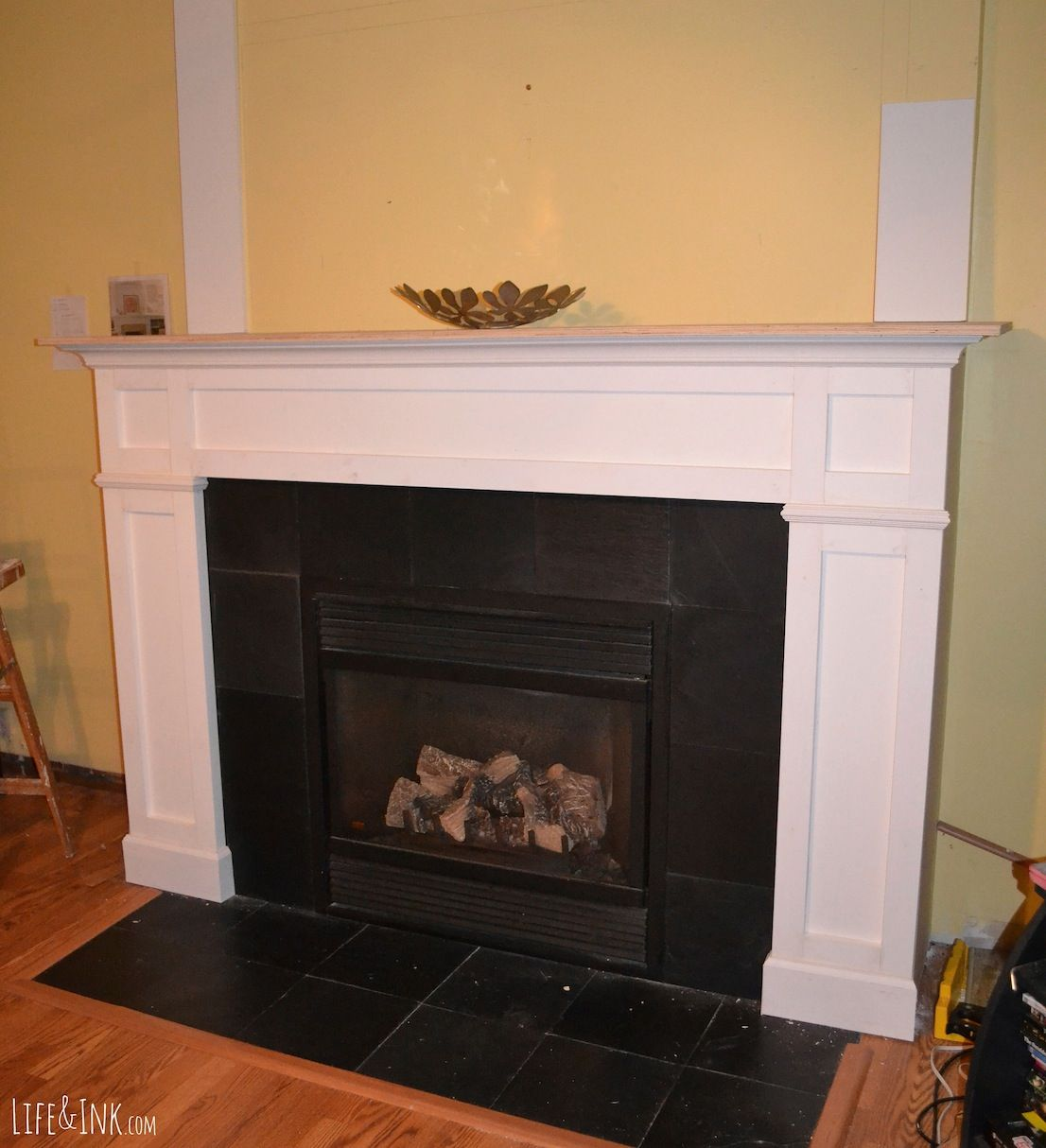 SHAKER STYLE FIREPLACE - Google Search | fireplace | Pinterest ...