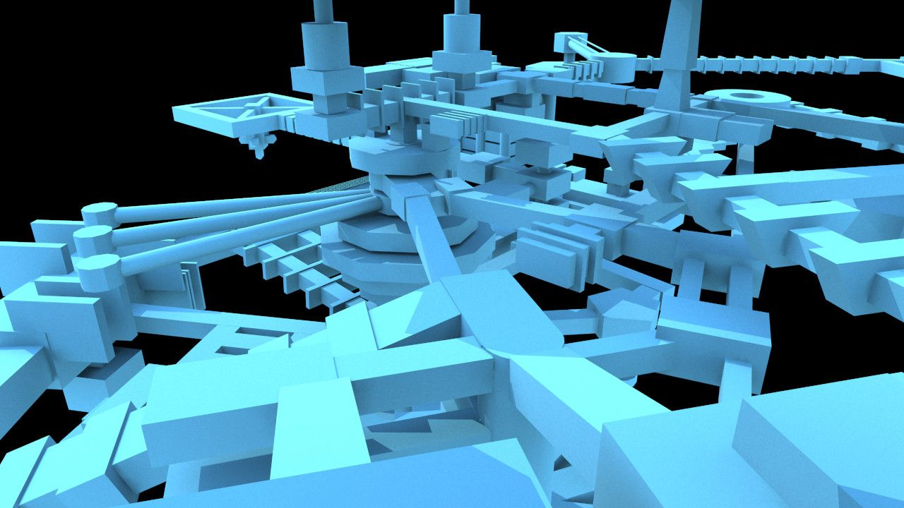 Resident Evil Umbrella Chrnicles Subway Map 3d Model.Maya Underground Facility Hive Resident Evil Homesteading In 2019