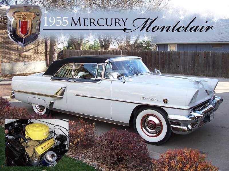 John Evans\' 1955 Mercury Montclair   Old Rides   Pinterest   John ...