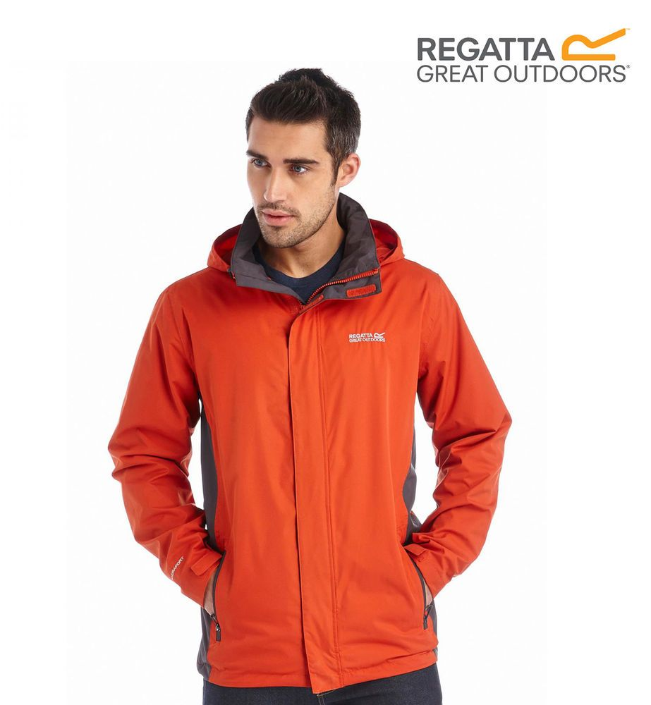 are regatta hydrafort jackets waterproof