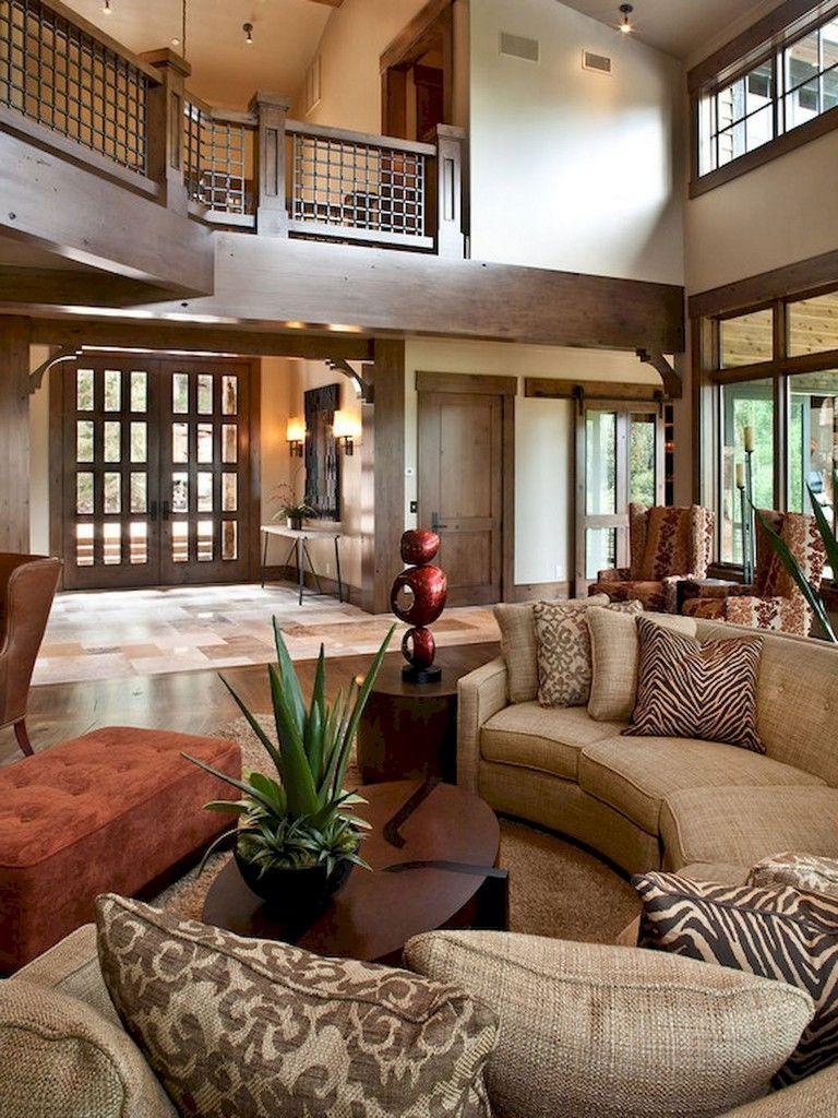 75+ Cozy Modern Farmhouse Living Room Decor Ideas images
