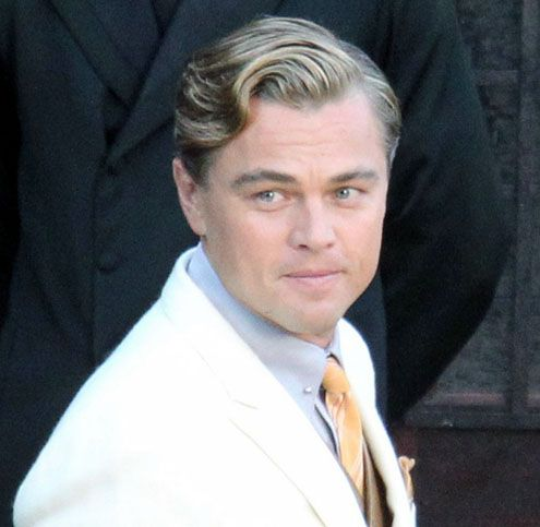 Jay Gatsby's hair. Hairstyles From The Great Gatsby, 2013 ...