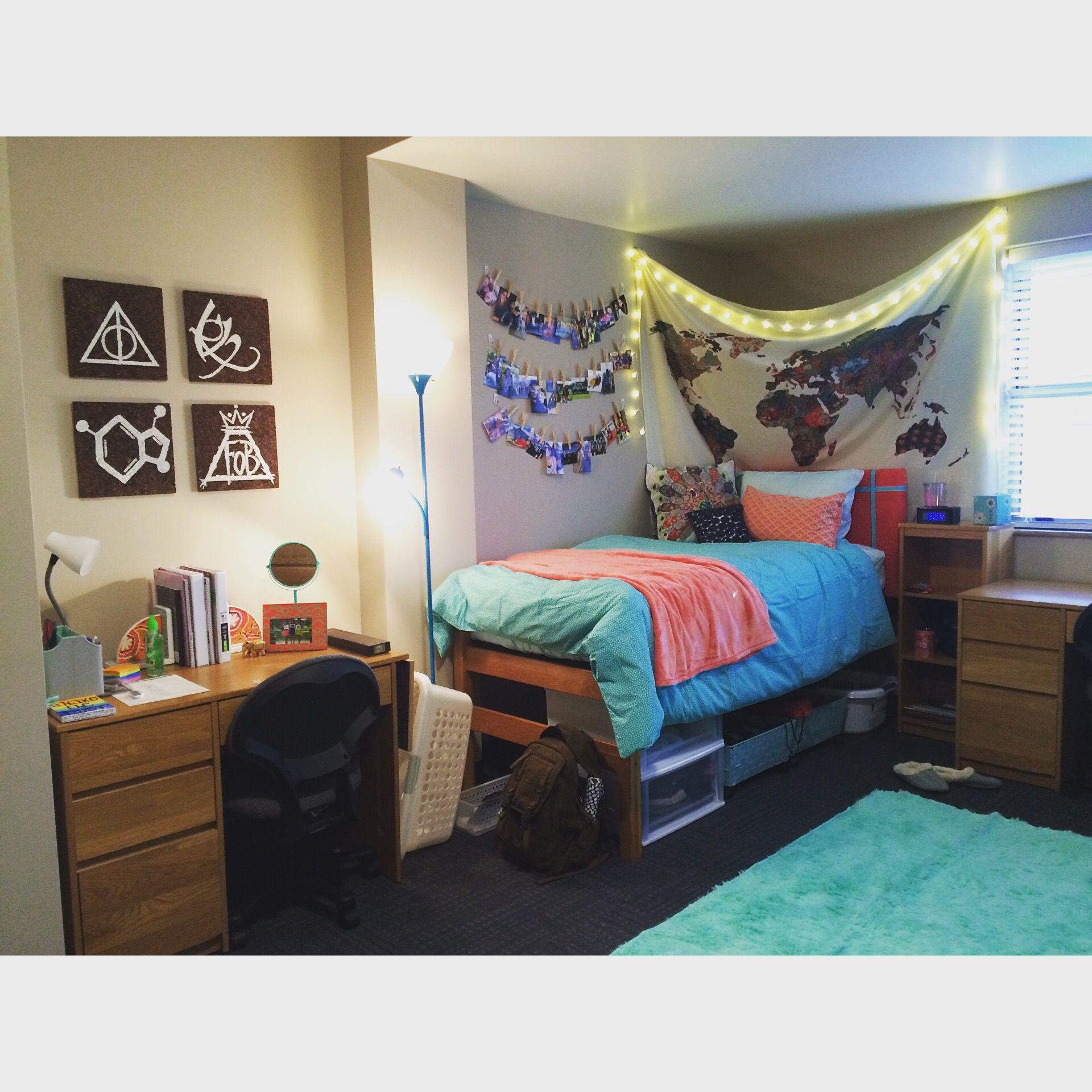 Dorm Decor Washington University In St Louis College