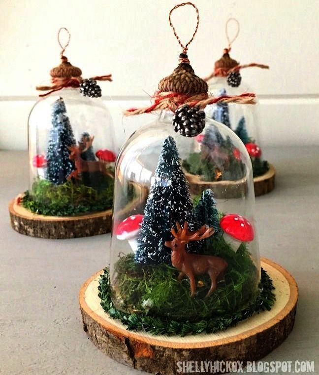 Diy Christmas Ornaments Recipe; Peacock Christmas ...