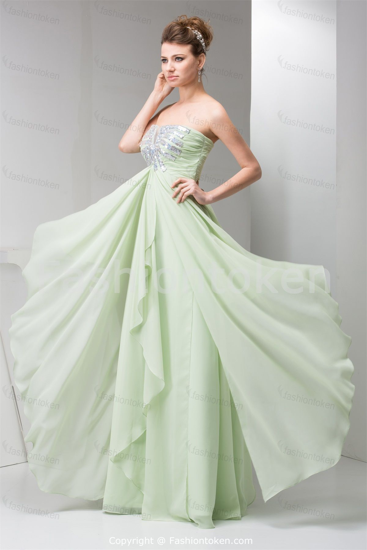 Pin by ky kymberly ellis on green gowns pinterest green gown