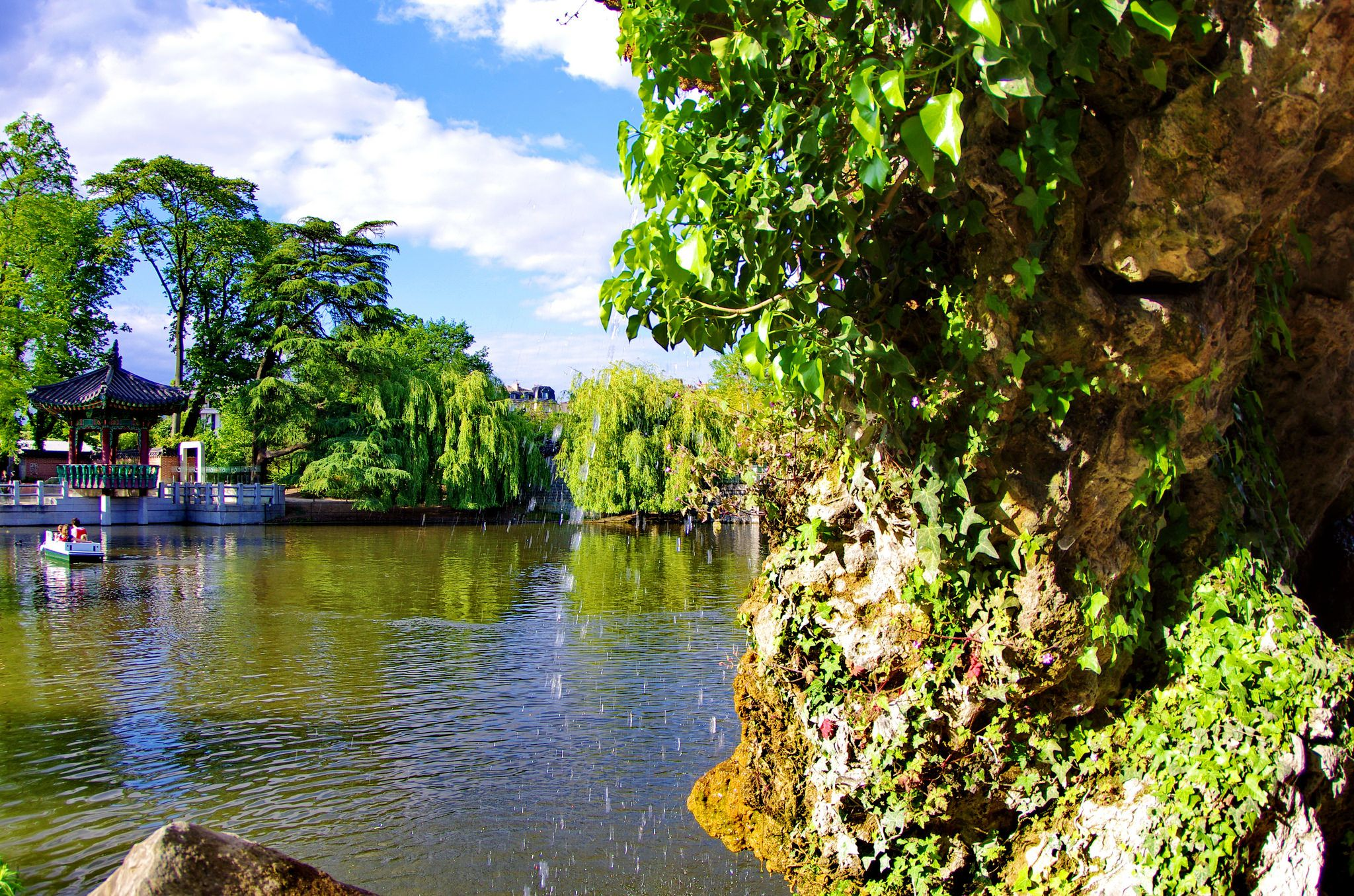 Paris le jardin d acclimatation 06
