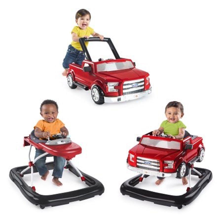 66e80b48b4bd Baby Walker Activity Walk Safety Jumper Bouncer Infant 1st Steps ...