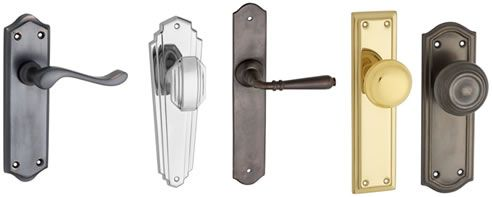 Pin On Door Handles And Hardware