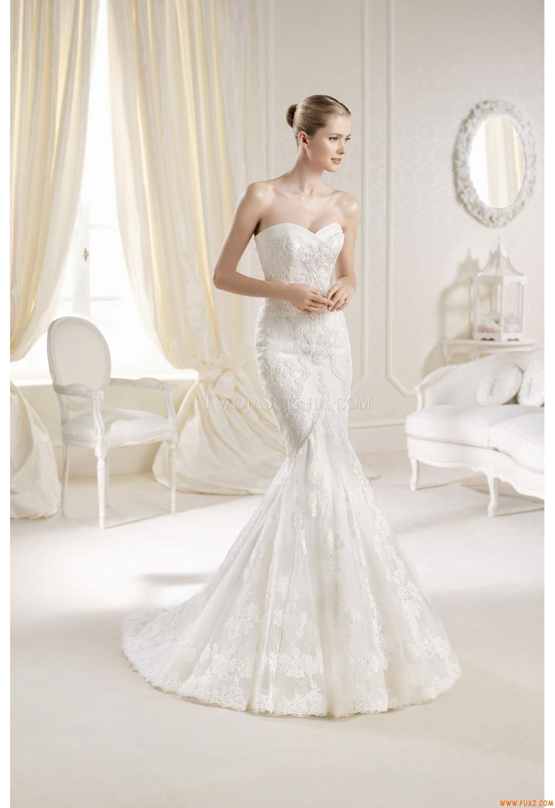 Wedding Dresses La Sposa Mullet 2014