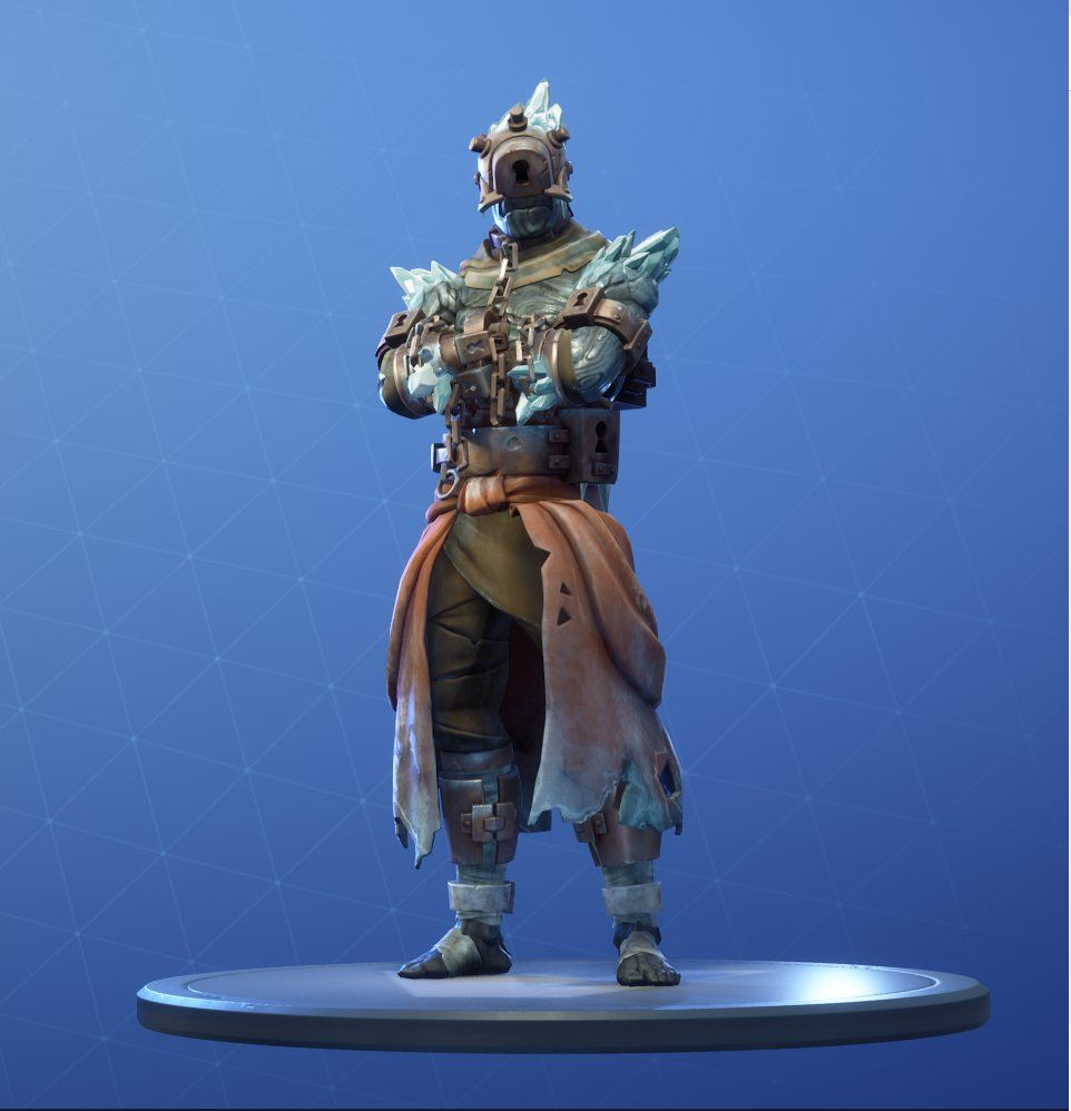 Full progression of the Fortnite Season 7 Snowfall Prisoner skin  The prisoner has finally been revealed.  There has been a prisoner locked away in the dungeon of Polar Peak left to freeze in the frozen tundra.  Now that the Ice Storm event has wrapped up Fortnite can continue moving forward and that means the prisoner can now thaw.  Dataminershave been busy today as the Prisoner skin and all of its stages have been datamined.  The images show there are four stages to the skin but what we dont know is how these will be unlocked.  Read More:Fortnite v7.30 Patch Notes  Chiller Grenade Mobile Controller Support and more  Previous skins that had stages such as the Tomatohead had a set of challenges that had to be completed so we could be looking at something similar here.  We can expect to see this skin in the coming weeks and its likely Fortnite will feature some sort of in-game challenge or event to go through the stages.  The Prisoner is a Legendary outfit and you can read more about him and the rest of todays leaked cosmetics in our coverage here.  You can take a look at all of the images below credit to dataminerHypex and FortniteInsider.  Stage 1 -Via FortniteInsider Stage 2 -Via FortniteInsider Stage 3 -Via FortniteInsider Stage 4 -Via FortniteInsider  The post Full progression of the Fortnite Season 7 Snowfall Prisoner skin appeared first on Fortnite INTEL.