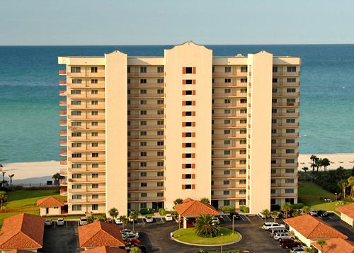 Condo Vacation Rental In Panama City Beach Area From Vrbo Com Vacation Rental Travel Vrbo Condo Vacation Rentals Beachfront Condo