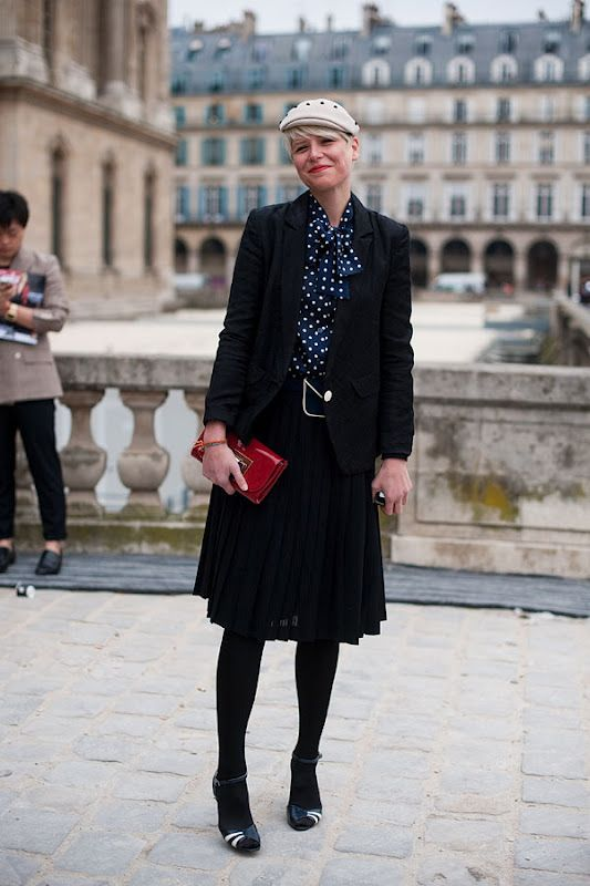 Paris Fashion Week 2011
