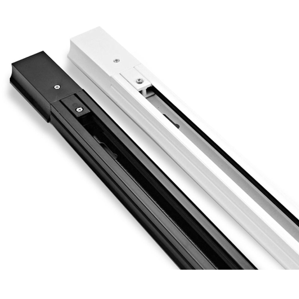 05m or 1m per pieces rail track lighting fixture rail for led track 05m or 1m per pieces rail track lighting fixture rail for led track light lighting universal railstrack lamp rail 4pcslot aloadofball Images