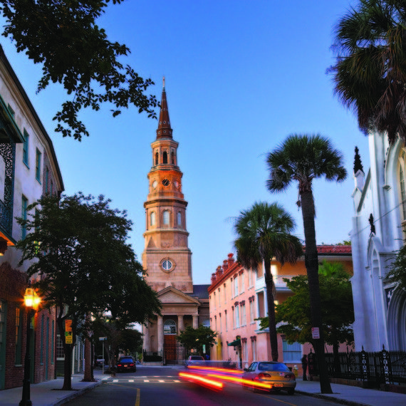 Historic Downtown Charleston Sc: An Insider's Travel Guide To Charleston