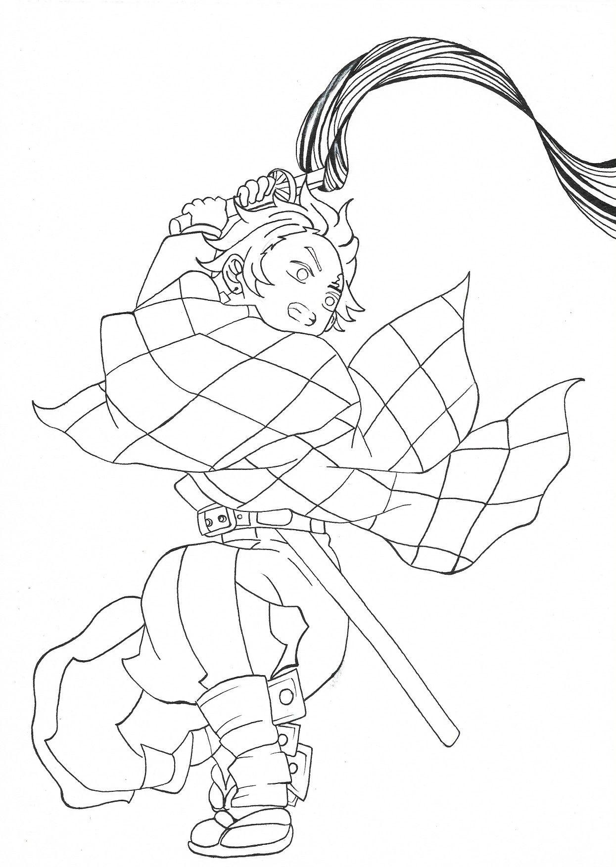 Tanjiro Com Imagens Bts Desenho Desenhos Desenhos Dragonball
