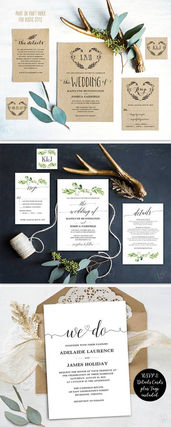Top 7 tips for getting wedding invitations cheap plus one idea to wedding card designs templates help you create cheap wedding invitations while still getting professional designs you buy the file for these and diy by stopboris Choice Image