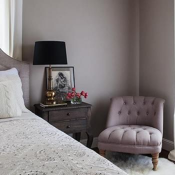 Gray Purple Bedroom   Google Search