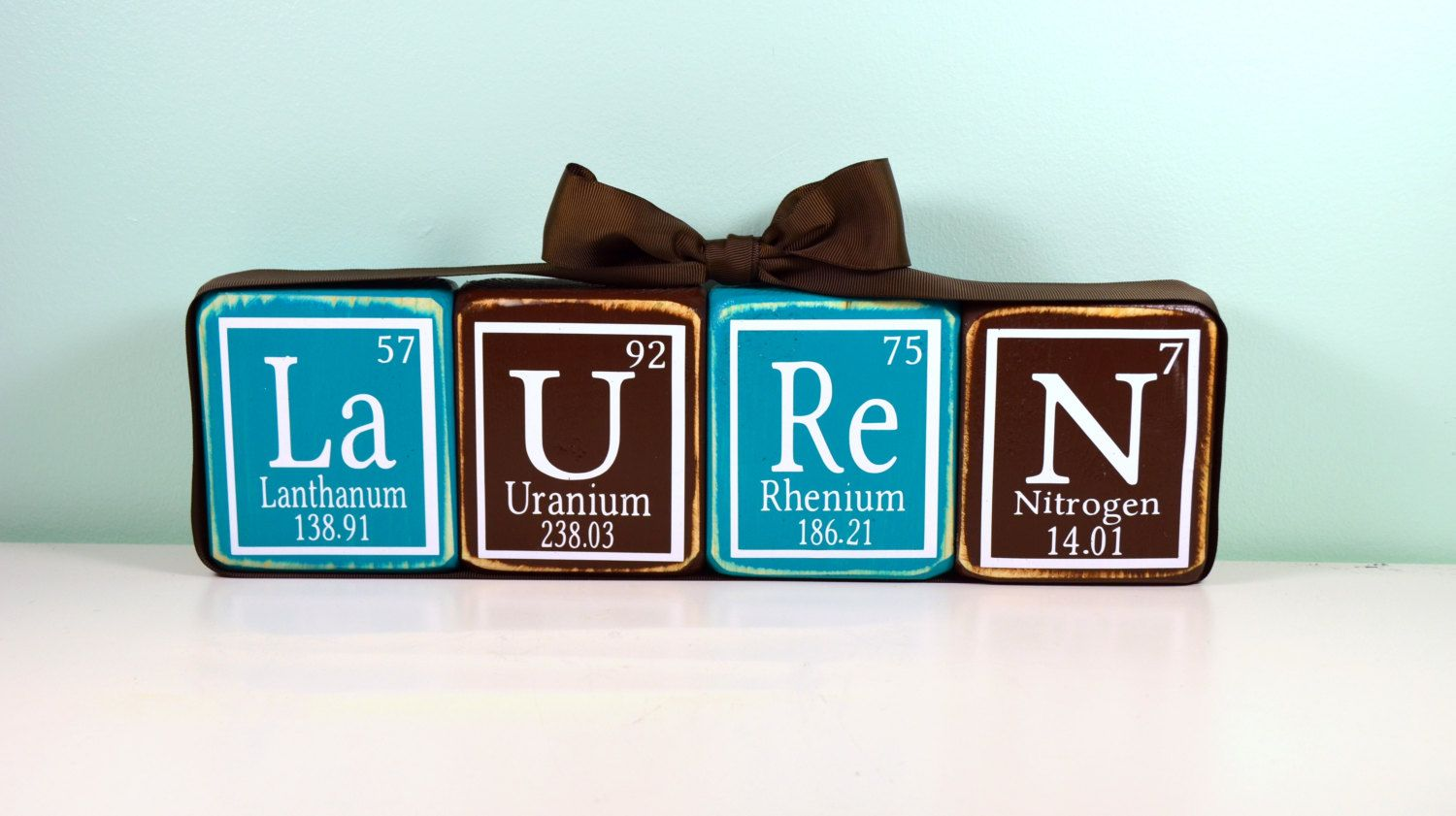 Chemistry periodic table of the elements wood block set chemistry periodic table of the elements wood block set gamestrikefo Choice Image