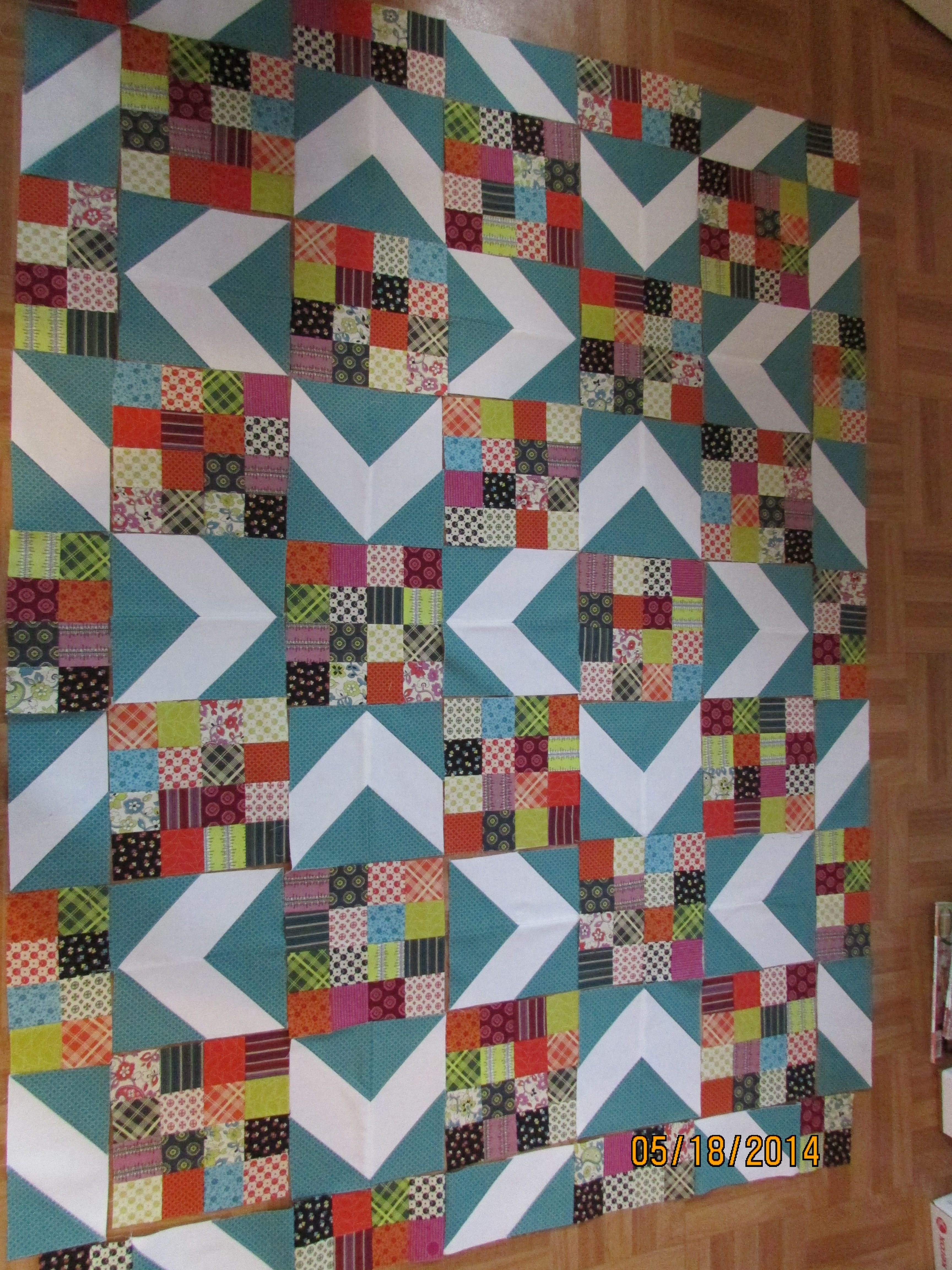 Quilt Pattern Sunny Skies Missouri Star Quilt Co Pattern Fabric