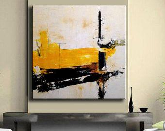 Moderne Kunst Bilder Auf Leinwand ~ Große abstrakte zeitgenössische kunst leinwand malerei