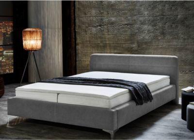 Schlafzimmer Joop ~ Graues boxspringbett elegantes schmuckstück für ihr schlafzimmer