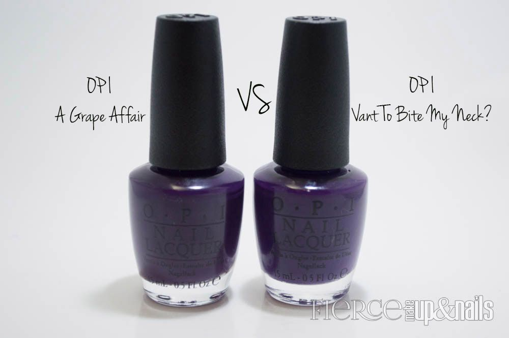 Are They Dupes!?! (OPI, China Glaze, NOPI)