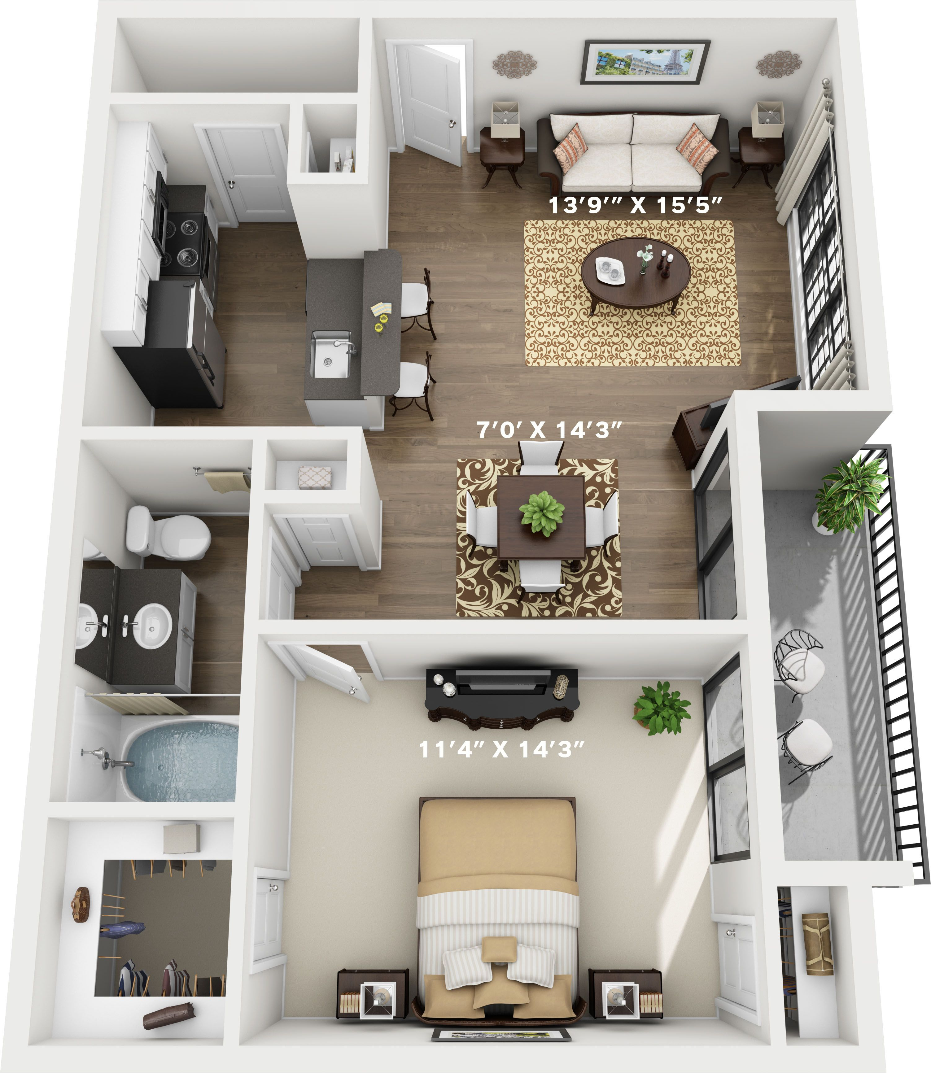 The Delano At North Richland Hills Almeria Renovated Sims 4 House Design Sims House Apartment Layout