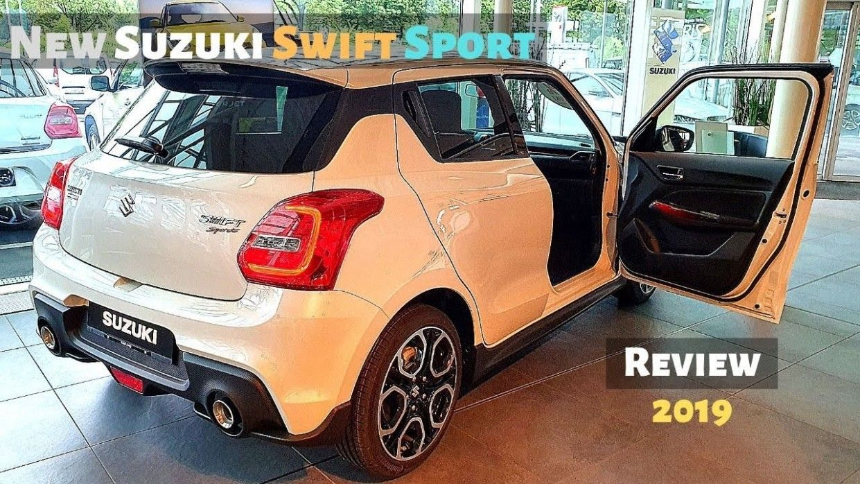 2020 New Suzuki Swift Sport New Suzuki Swift Suzuki Swift Sport