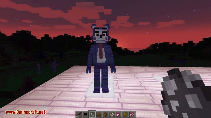 Five Night S At Freddy S Universe Mod 1 7 10 Miinecraft Org Five Nights At Freddy S Five Night Night