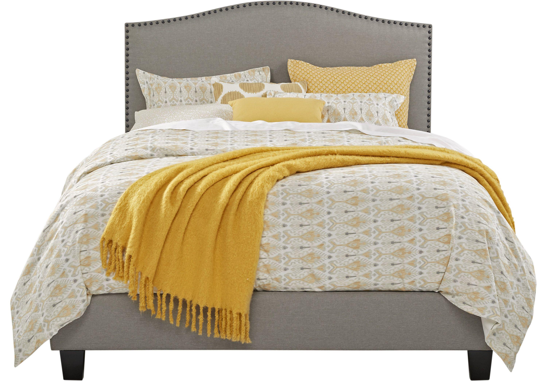 Belfield Silver 3 Pc Queen Bed Beds Colors Queen