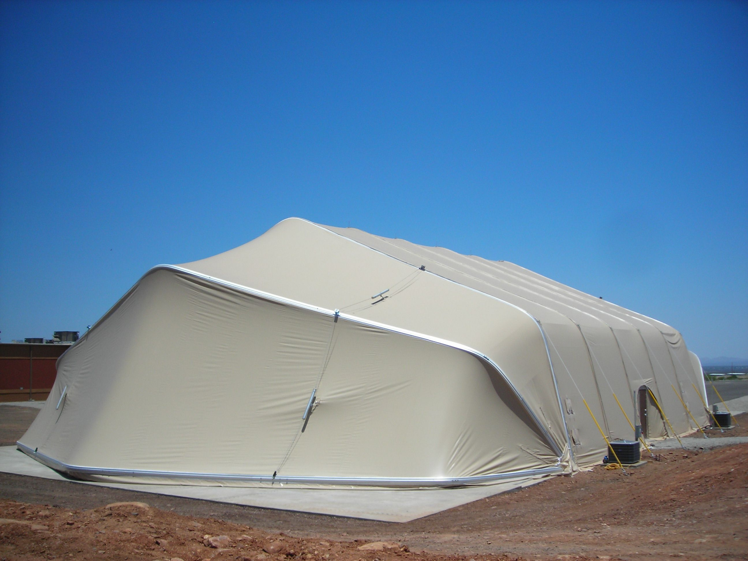 6f65af81c21fc5350e775bb761f23576.jpg & Large Area Maintenance Shelters (LAMS) no foundation required ...