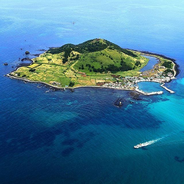 제주도 비양도 Biyang-do, Jeju island
