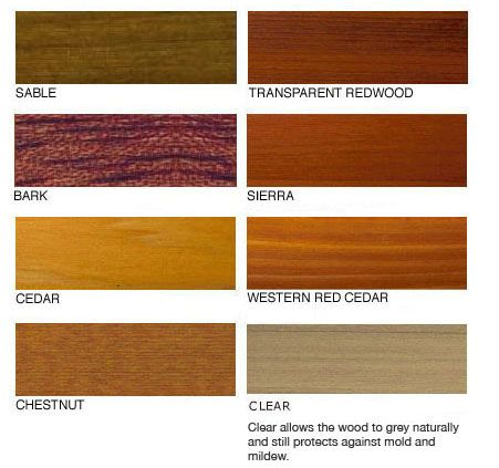 Western Red Cedar Penofin Red Label Color Swatches Cottage Style Exterior Pinterest