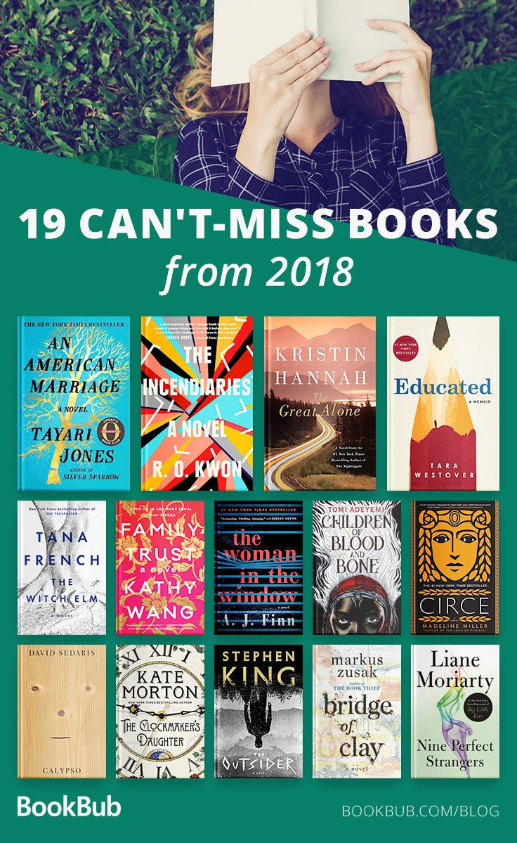 19 Books to Read Before The Year Ends