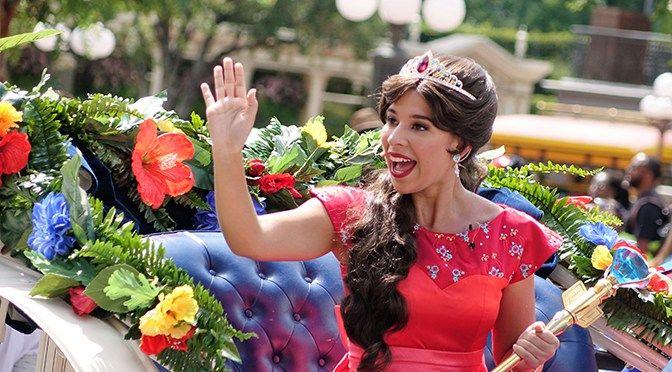 Disney world sets princess elena of avalor meet and greet start date princess elena to begin meet and greets in the magic kingdom m4hsunfo
