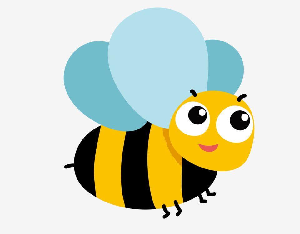 Uma Ilustracao De Abelha Fofa Clipart De Abelha Abelha Abelha De Desenho Animado Imagem Png E Vetor Para Download Gratuito Bee Illustration Cartoon Bee Bee Clipart