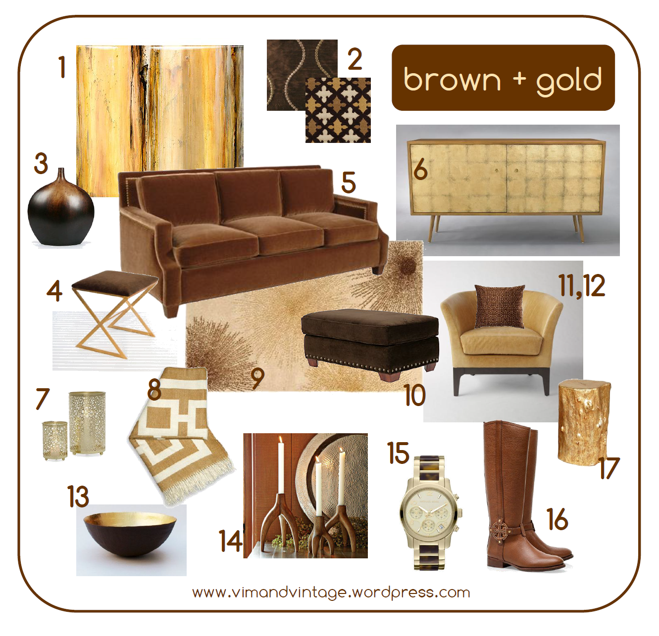 Yellow And Brown Living Room Color Story Brown Gold Brown Living Rooms Turquoise Living