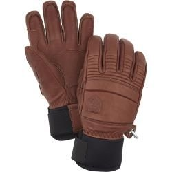 Hestra Leather Fall Line Gloves braun Herren Hestra