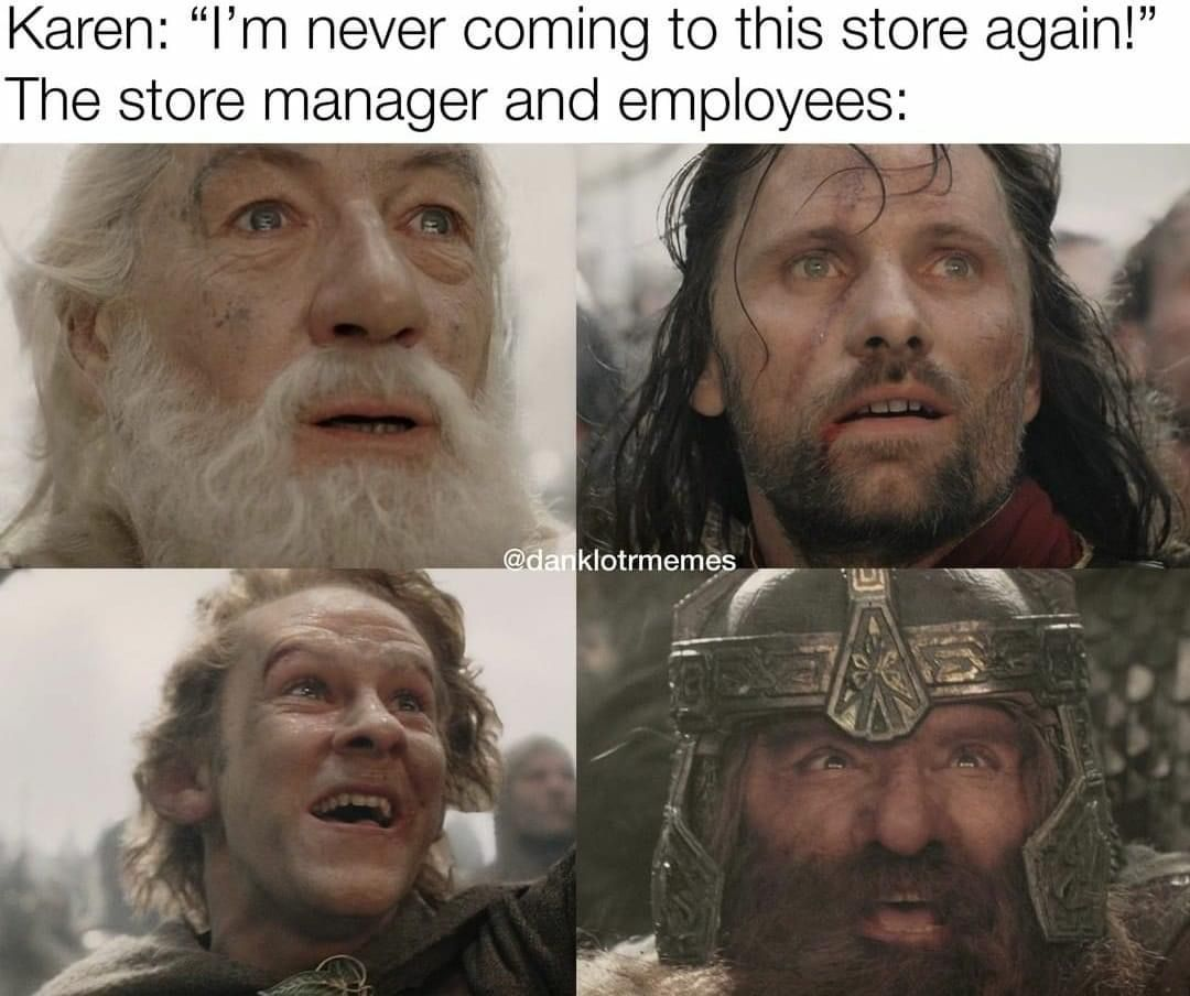 Pin By Danniel Christian On Best Lotr Memes In 2020 Memes Funny Faces Clean Funny Memes Funny Kid Memes