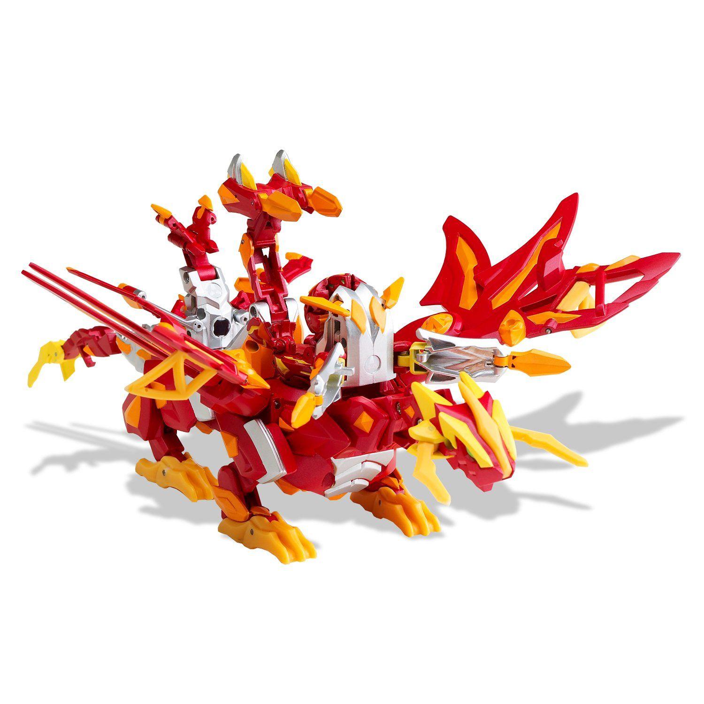 Amazon Com Bakugan Dragonoid Colossus Toys Games Colossus