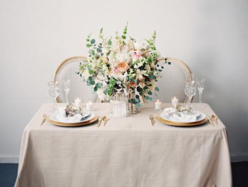 Elegant Romantic Glam Regal Wedding - Bella Paris Designs