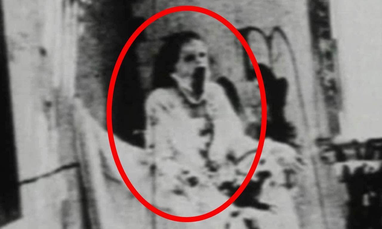 10 Creepiest Ghost Photos Ever Taken Creepy photos