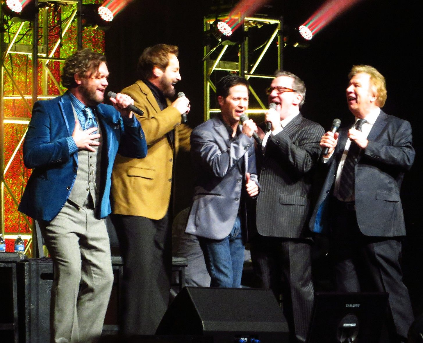 Michael English & Gaither Vocal Band