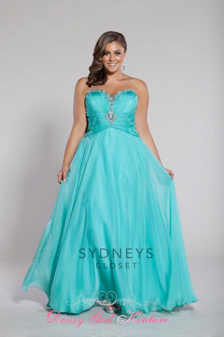 Sydney\'s Closet SC7079 eye refreshing #PromStyle2014 ...