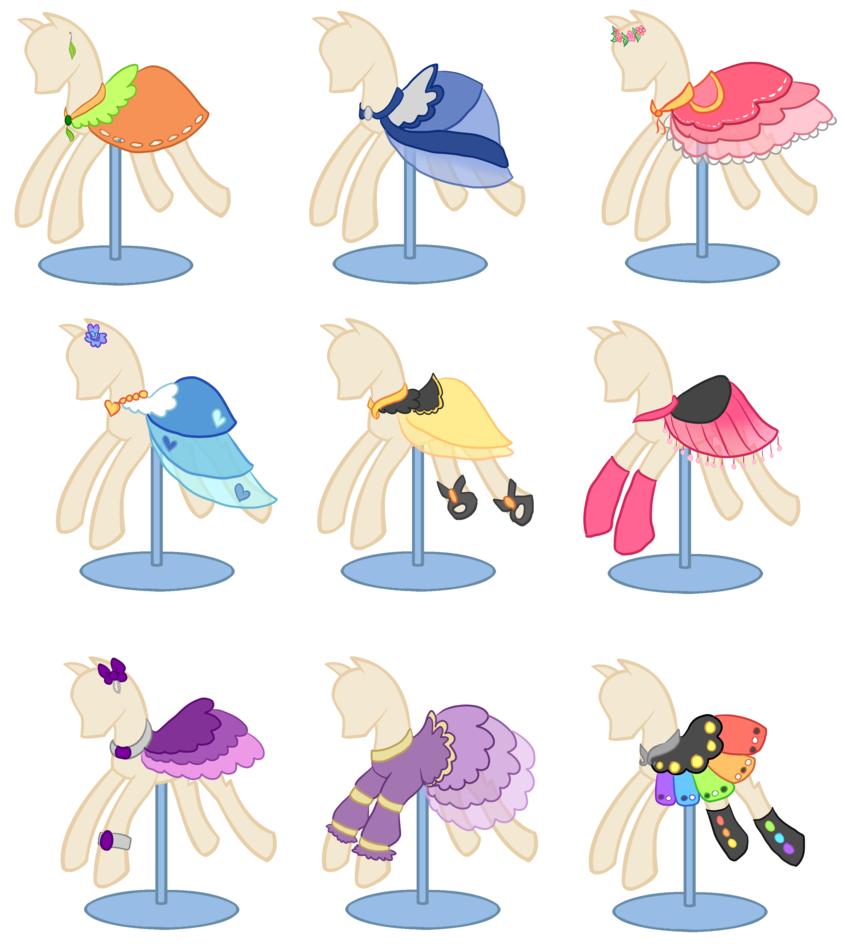 Hasil Gambar Untuk Pony Dresses Pony Fashion Pinterest Pony Mlp And Equestria Girls